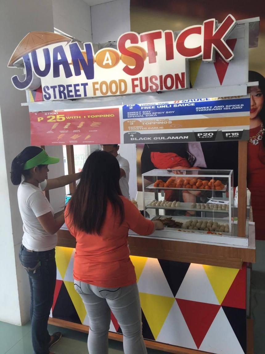 Juan A Stick Shopking Mall branch
