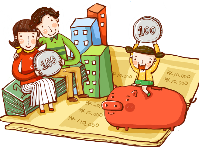 family-budget-planning-illustration