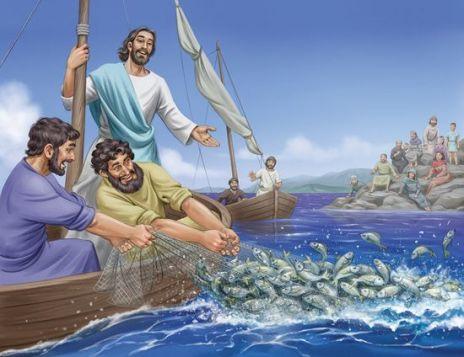 Luke 5 1 11