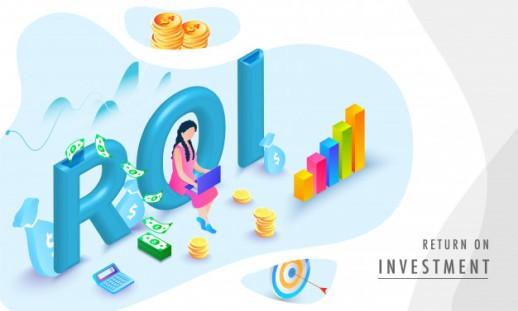 return-investment-roi-isometric-background_1302-13376